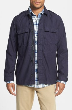 CPO Cotton Jacket by Relwen in That Awkward Moment