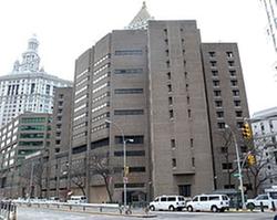 New York City, New York by Metropolitan Correctional Center in Billions