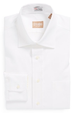Regular Fit Dress Shirt by Gitman in American Ultra