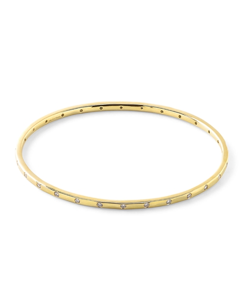 Gold Senso Thin 28-Stone with Diamonds Bangle by Ippolita in Suicide Squad