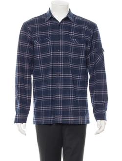 Plaid Flannel Shirt by Surface To Air in Secret in Their Eyes