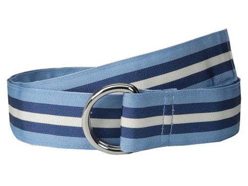 Striped Grosgrain Belt by Vineyard Vines in Pitch Perfect 2