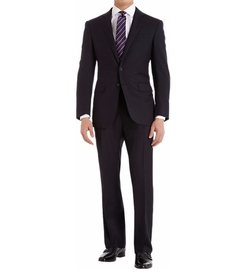 Anthony Two-Button Suit by Ralph Lauren Black Label in House of Cards