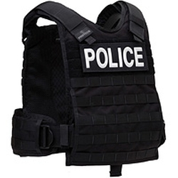 Police Vest by Arrow in Sabotage