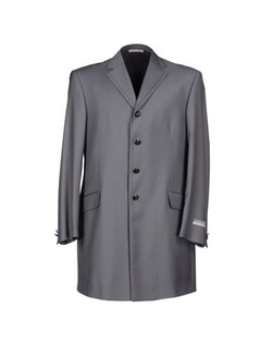 Single Breasted Trench Coat by Pal Zileri Cerimonia in Legend