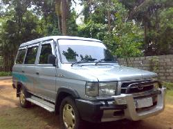 Qualis by Toyota in Million Dollar Arm