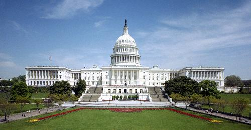 United States Capitol Capitol Hill, Washington, D.C. in X-Men: Days of Future Past