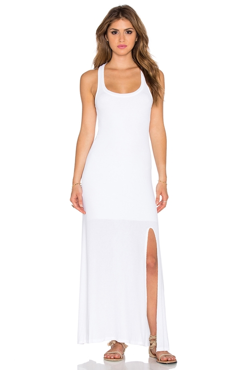 Racerback Maxi Dress by Dolan in Keeping Up With The Kardashians - Season 11 Episode 6