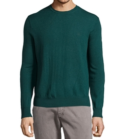 Crew Neck Sweater by Valentino in Snowden
