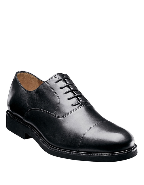 Gallo Leather Cap-Toe Oxford Shoes by Florsheim in American Ultra