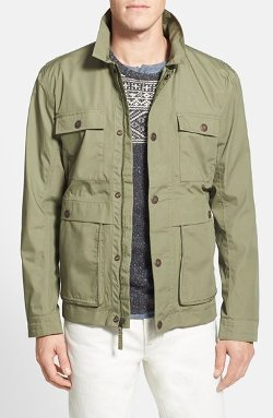 'Baker Mountain' Hyvent Field Jacket by Timberland in While We're Young