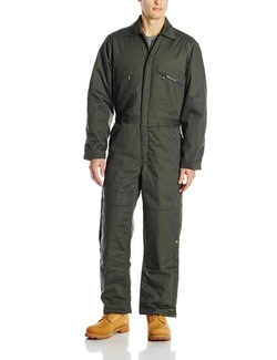 Insulated Duck Coverall by Key Apparel in Triple 9