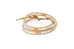 Opal & Mother Of Pearl Wrap Bracelet by Chan Luu in Jane the Virgin