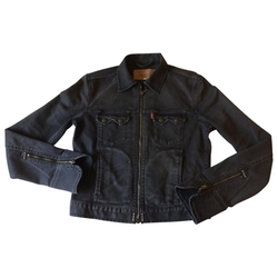 Anthracite Denim Jacket by Levi's in The Vampire Diaries