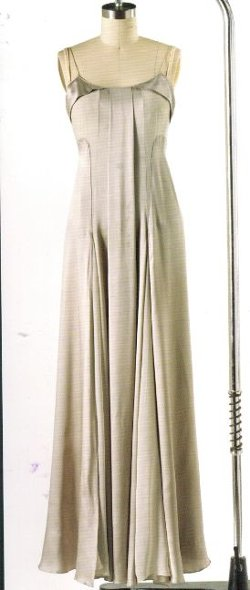 Maxi Dress by Calvin Klein in Sex and the City 2