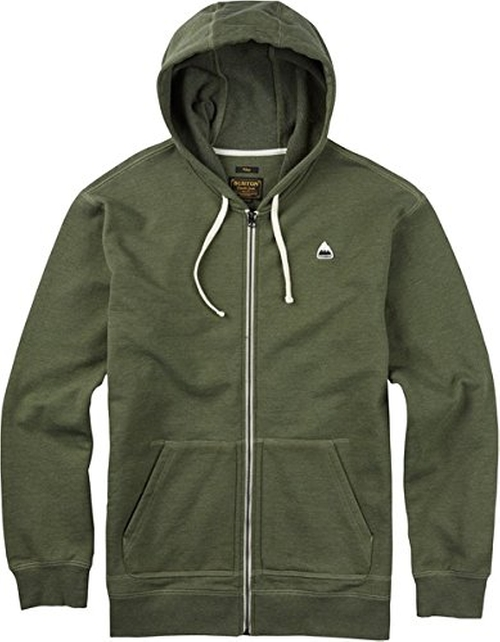 Roe Full Zip Hoodie by Burton in Silicon Valley