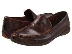 Harmon Leather Loafers by Born in Modern Family