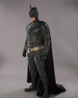 Custom Made Batman Suit (Bruce Wayne) by Lindy Hemming (Costume Designer) in The Dark Knight Rises