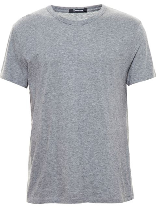 Soft Cotton T-Shirt by T by Alexander Wang in Fight Club