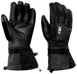 Revolution Ski Gloves by Outdoor Research in On Her Majesty's Secret Service