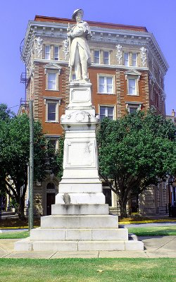 Macon, Georgia by The Confederate Monument in Need for Speed