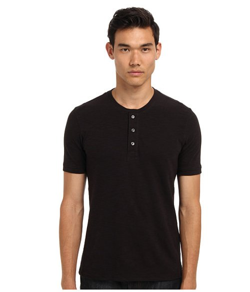 Jersey Flame Henley Shirt by Vince in If I Stay
