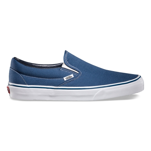 Classic Canvas Slip-On Sneakers by Vans in The Big Bang Theory - Season 9 Episode 1