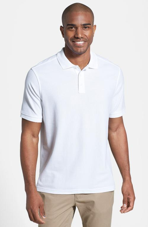 Regular Fit Piqué Polo by Nordstrom in Need for Speed