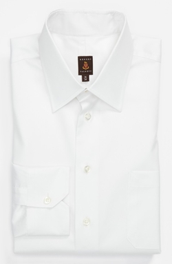 Classic Fit Dress Shirt by Robert Talbott in Suits