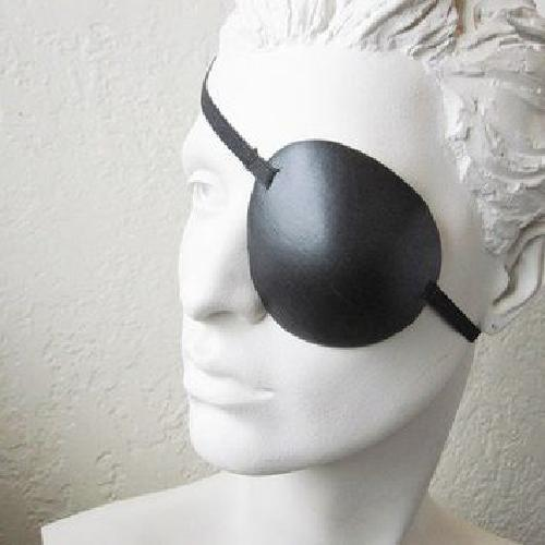 Pirate Eye Patch by Eirewolf Creations original in Captain America: The Winter Soldier