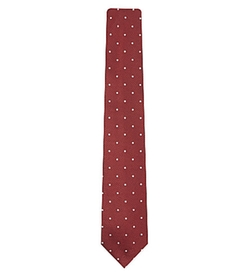 Polka Dot Silk Tie by Hugo Boss in Elementary