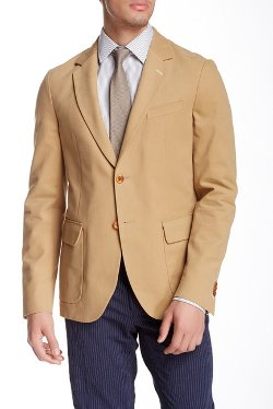 Canvas Unconstructed Blazer by Gant Rugger in Her