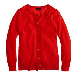 Collection Featherweight Cashmere Cardigan by J.Crew in What If