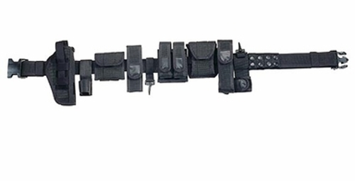 Ultra Force Police Duty Belt by Security Pro in Masterminds