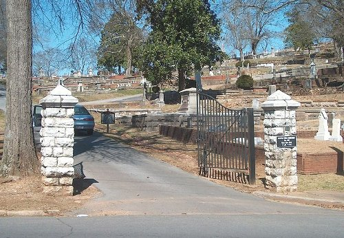 Myrtle Hill Cemetery Rome, Georgia in Need for Speed