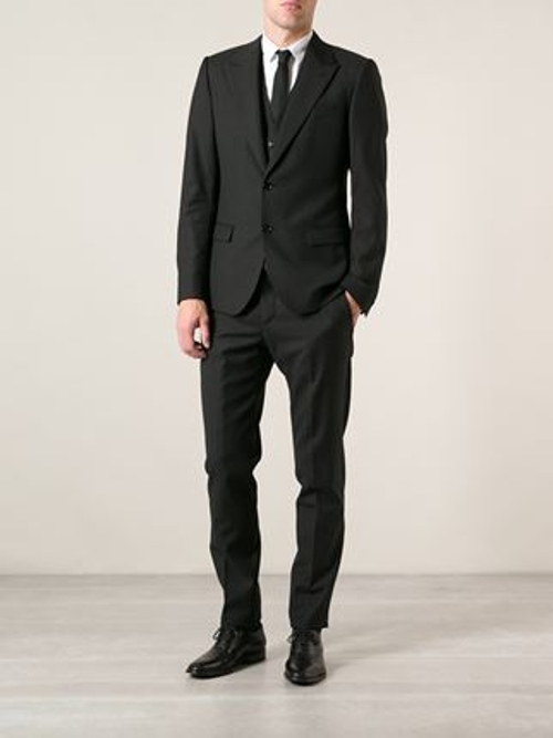 Three Piece Suit by Dolce & Gabbana in Entourage