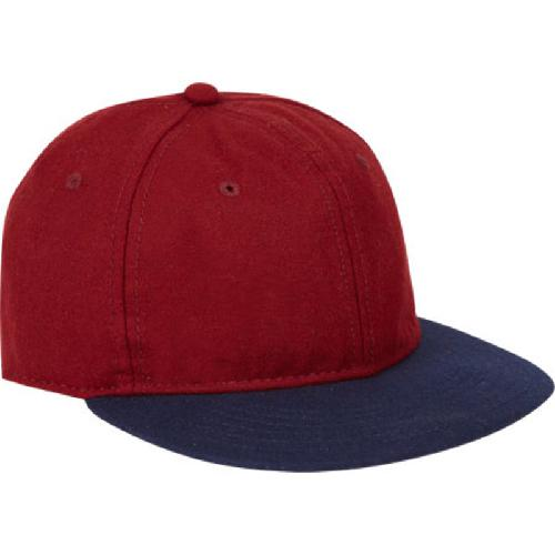Contrast Brim Baseball Cap by SATURDAYS SURF NYC in Blended