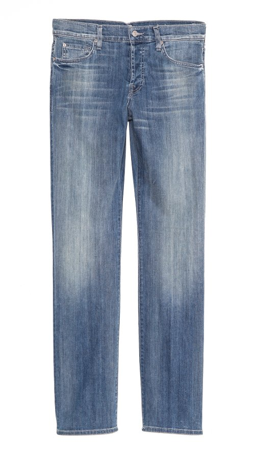 Standard Worn In Straight Leg Jeans by 7 For All Mankind in Need for Speed