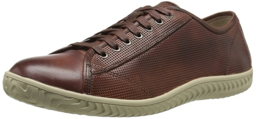 Men's Hattan Low Top Fashion Sneaker by John Varvatos in Modern Family - Season 7 Episode 1