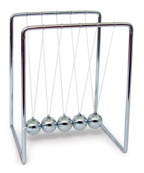 Medium Newton's Cradle by Westminster in Ted 2