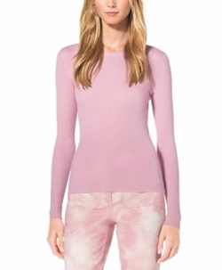 Cashmere Crewneck Sweater by Michael Kors in Fuller House