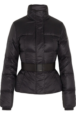 Belted Quilted Shell Jacket by Fendi in Keeping Up With The Kardashians