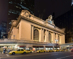 New York City, New York by Grand Central Terminal in Keeping Up With The Kardashians
