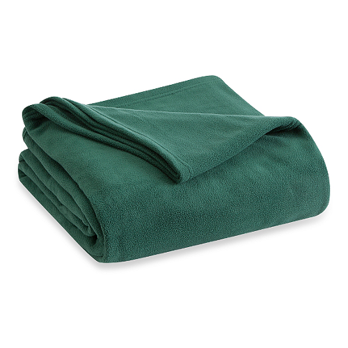 Fleece Blanket by Vellux in Kingsman: The Secret Service