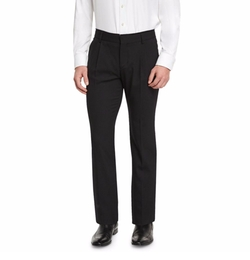Pleated-Front Slim-Leg Pants by Valentino in Master of None
