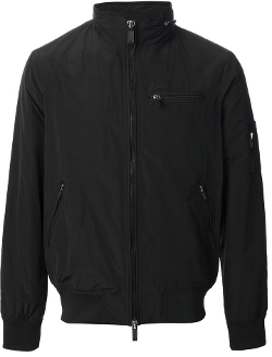 Bomber Jacket by Armani Jeans in The November Man