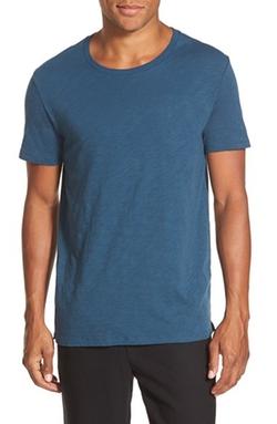 Slub Crewneck T-Shirt by Vince in Miss You Already