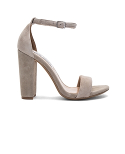 Carrson Heel Sandals by Steve Madden in Quantico