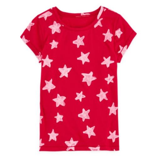 Star Print Favorite Top by Arizona in Southpaw