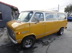 1972 Sportvan Custom 20 Van by Chevrolet in Ant-Man